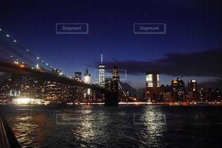 ブルックリンブリッジの写真・画像素材[235988]