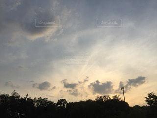 空の写真・画像素材[38120]