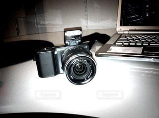 カメラの写真・画像素材[237538]