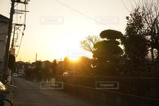住宅街の写真・画像素材[236967]