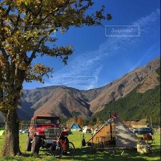 キャンプの写真・画像素材[6736]