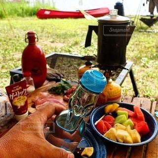 キャンプの写真・画像素材[6748]