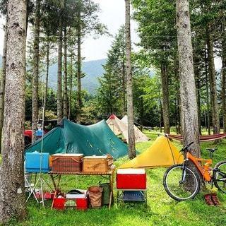 キャンプ - No.6750