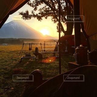 キャンプの写真・画像素材[6754]