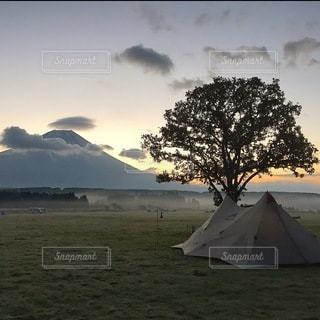 キャンプの写真・画像素材[6756]