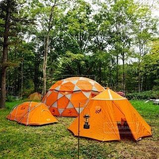 キャンプの写真・画像素材[6801]