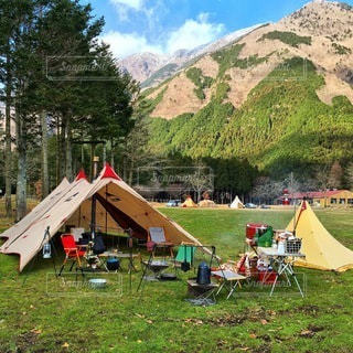 キャンプの写真・画像素材[6807]