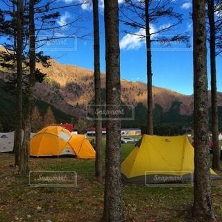 キャンプの写真・画像素材[6808]