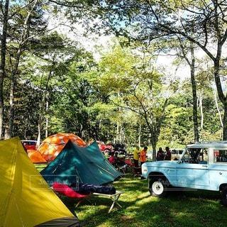 キャンプの写真・画像素材[6828]