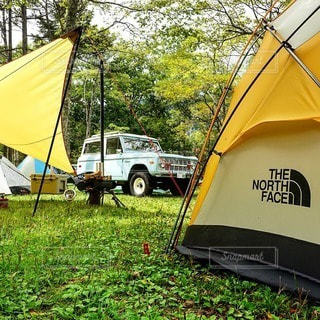 キャンプの写真・画像素材[6837]