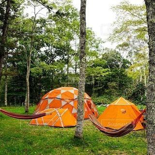 キャンプの写真・画像素材[6856]