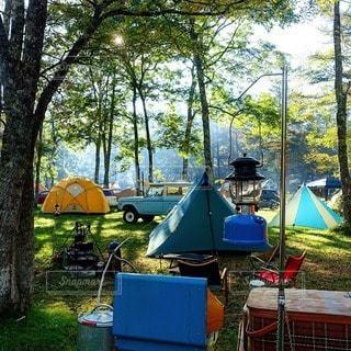キャンプの写真・画像素材[6857]