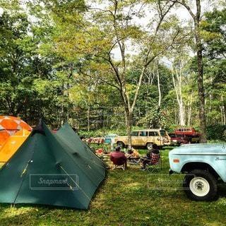 キャンプの写真・画像素材[6858]