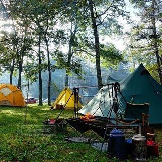 キャンプ - No.6872