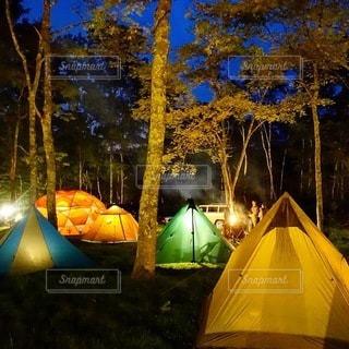 キャンプの写真・画像素材[6894]