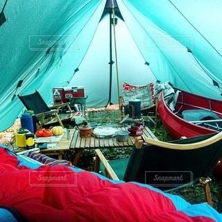 キャンプの写真・画像素材[6904]