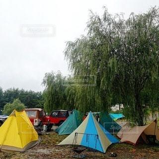 キャンプの写真・画像素材[6906]