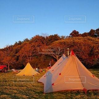 キャンプの写真・画像素材[6964]
