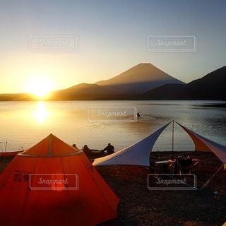 キャンプの写真・画像素材[6970]