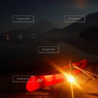 キャンプの写真・画像素材[6978]