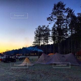 キャンプの写真・画像素材[7003]