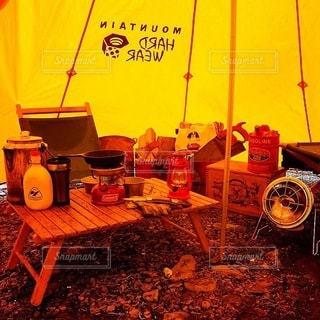 キャンプの写真・画像素材[7029]