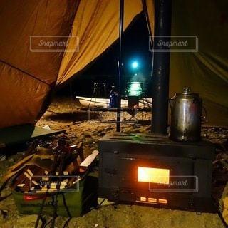 キャンプ - No.7071