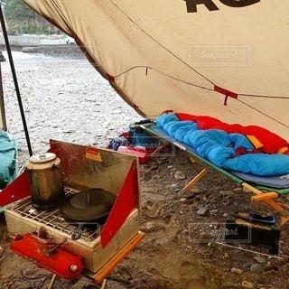 キャンプの写真・画像素材[7089]