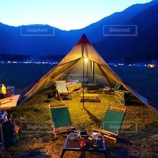 キャンプ - No.7125