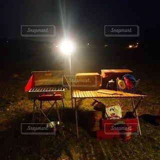 キャンプの写真・画像素材[7126]