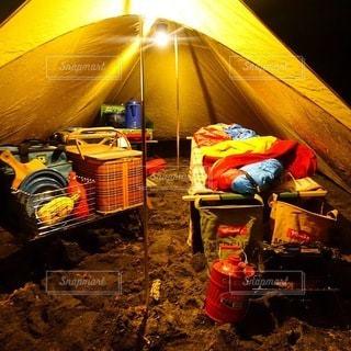 キャンプ - No.7159