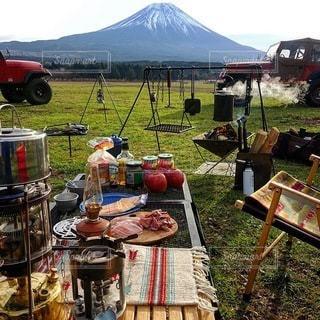 キャンプの写真・画像素材[7170]