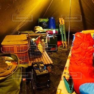 キャンプの写真・画像素材[7181]