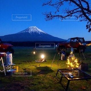 キャンプの写真・画像素材[7192]