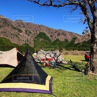 キャンプの写真・画像素材[7198]