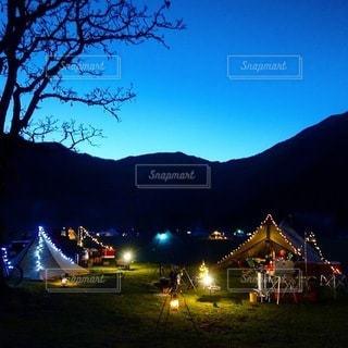 キャンプの写真・画像素材[7199]