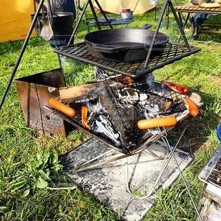 キャンプの写真・画像素材[7242]