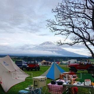 キャンプの写真・画像素材[7276]