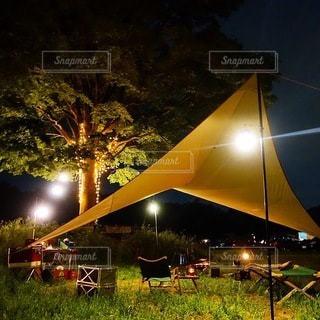 キャンプの写真・画像素材[7318]