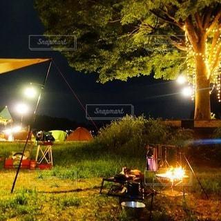 キャンプの写真・画像素材[7324]