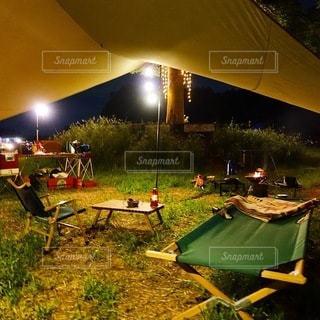 キャンプの写真・画像素材[7326]