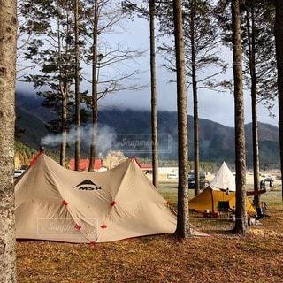 キャンプの写真・画像素材[7359]