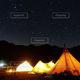 キャンプの写真・画像素材[7388]