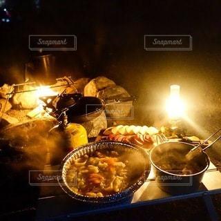 キャンプの写真・画像素材[7453]