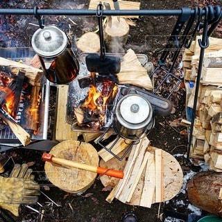キャンプの写真・画像素材[7484]
