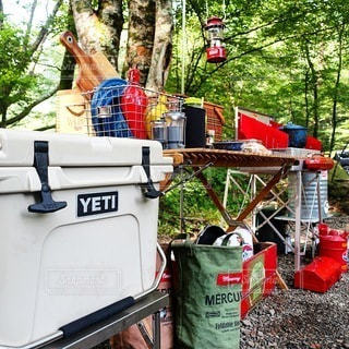 キャンプ - No.7560