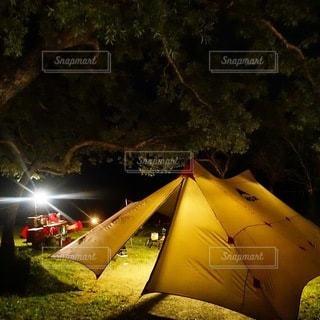 キャンプの写真・画像素材[7639]
