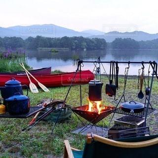 キャンプの写真・画像素材[7653]