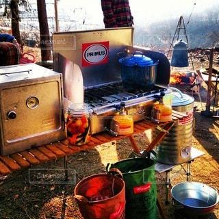 キャンプの写真・画像素材[7658]