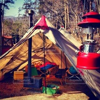 キャンプの写真・画像素材[7664]